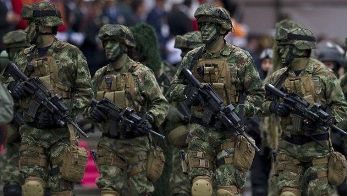 Американски војници доаѓаат во Колумбија да се борат против трговијата со кокаин