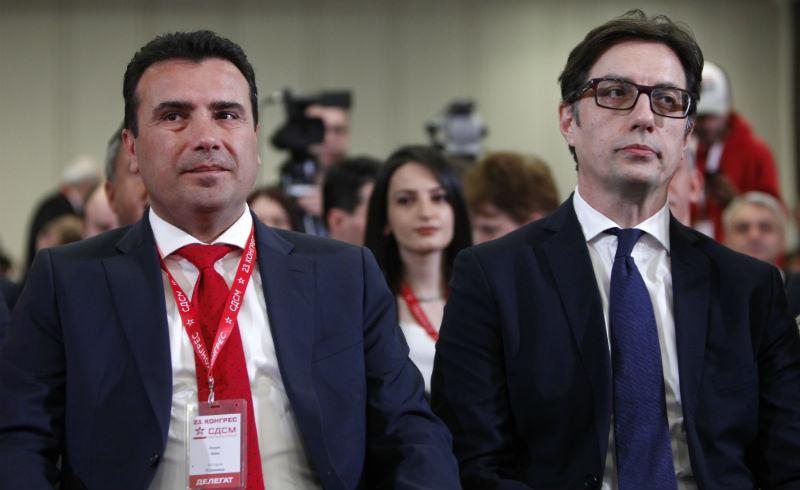 Заев: Пендаровски не е толку искусен политичар како Зоран Заев и затоа некогаш не пази на изјавите