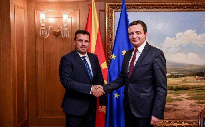 """Албин Курти ќе ја регистрира својата партија """"Самоопределување"""" и во Македонија"""