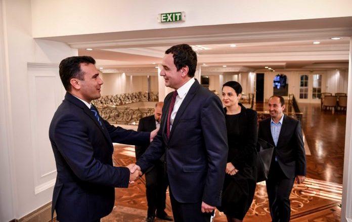 Заев-Курти: Двете земји добро се справија со корона вирусот