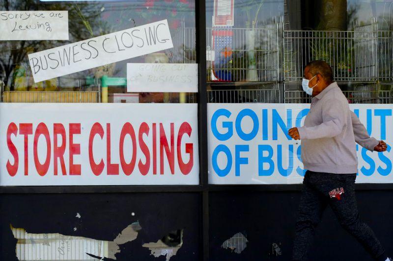 Американската економија и официјално во рецесија
