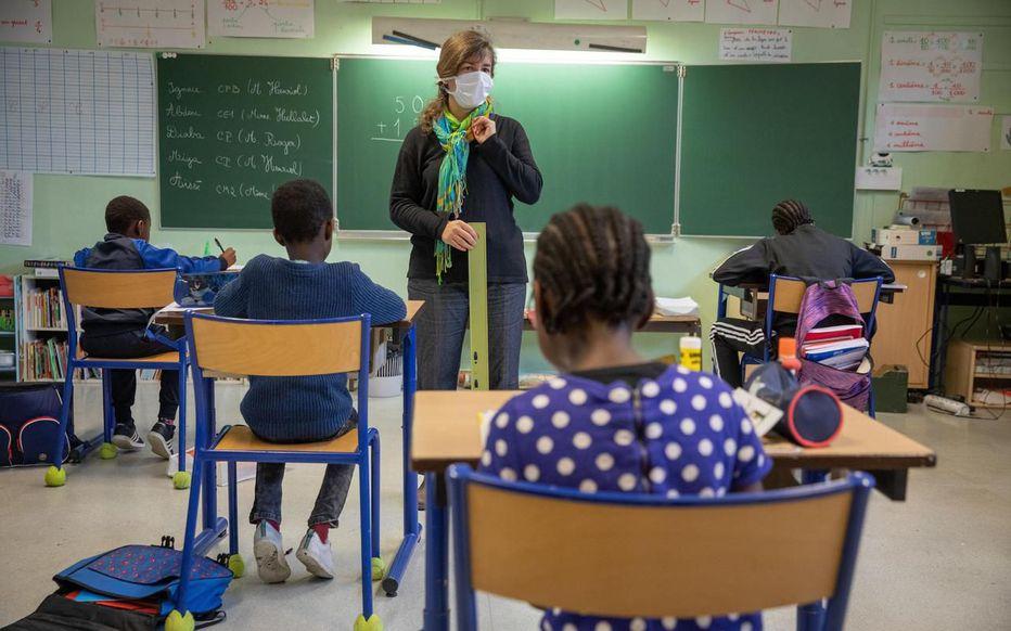Ле Паризиен: Децата ретко се преносители на заразата
