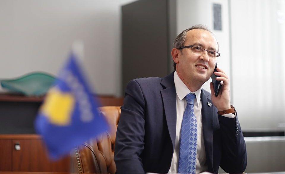 Премиерот на Косово бара дел од пристаништето во Драч да биде косовско пристаниште