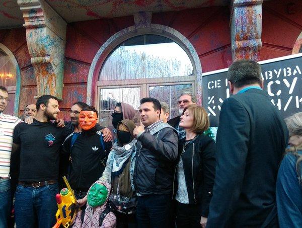 """Се враќа """"Шарената револуција"""": Вешто бевме злоупотребни и изманипулирани од Зоран Заев"""