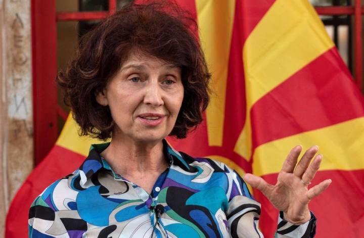 Силјановска: Се обврзуваме на зачувување на македонскиот јазик и поддршка на македонските лингвисти