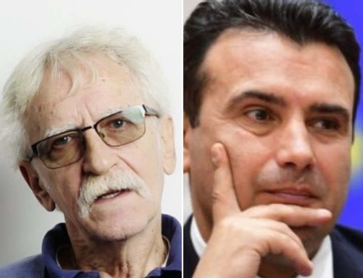 Милчин разочаран од Заев: Стана опиен од мирисот на власта
