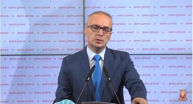 Милошоски: Отворени сме за разговори за експертска влада и предвремени парламентарни избори