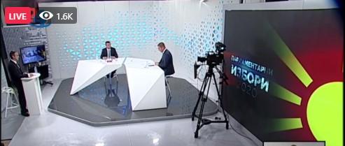 Мицкоски: Освен ниско ниво на дебата и лаги ништо не видовме од Заев