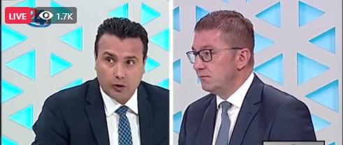 Мицкоски до Заев: За потсмев служите кај европските политичари