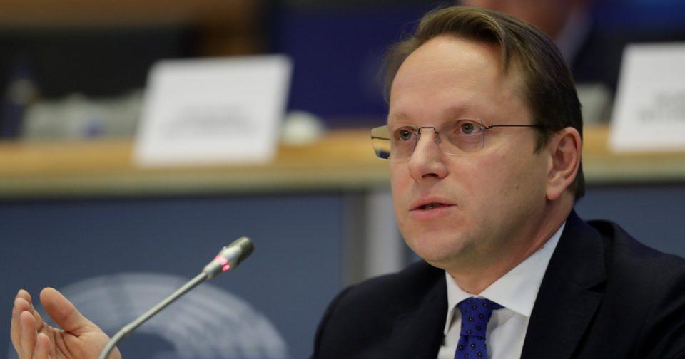 Вархели: Целта е Западен Балкан посилно да се поврзе со економиите на ЕУ