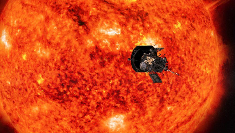 НАСА никогаш поблиску до Сонцето