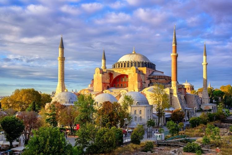 Во Сирија ќе се гради христијанска црква, копија на Света Софија