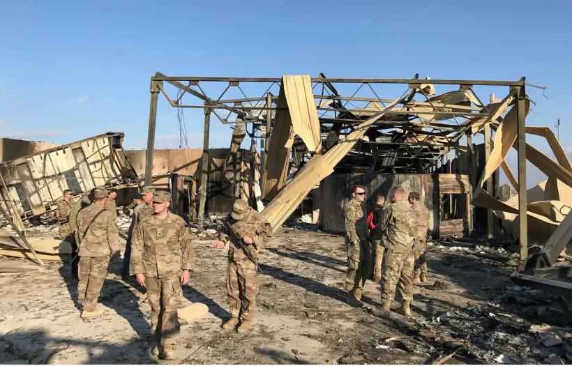 """База на коалицијата на САД во близина на Багдад погодена со ракети """"Каќуша"""""""