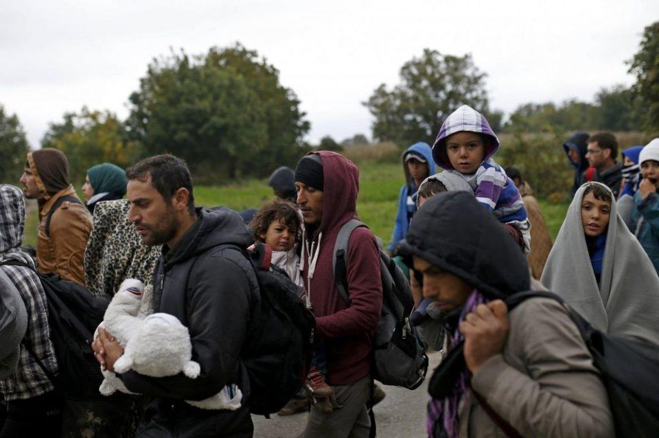 Во три полициски акции откриени 95 мигранти и приведени три лица