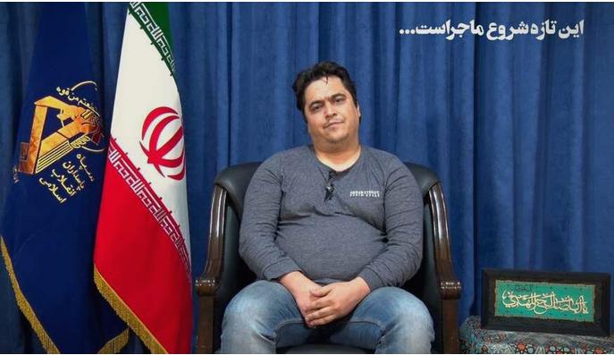 Ирански новинар е осуден на смртна казна бидејќи поттикнал протести
