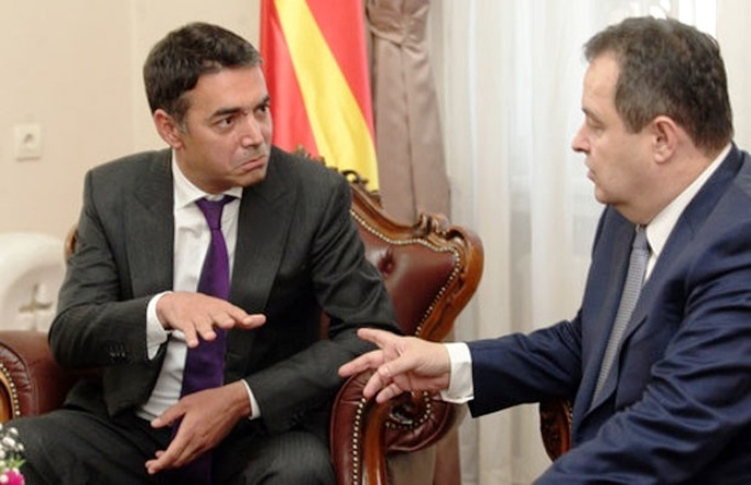 Димитров и Дачиќ разговарале за отворање на границите