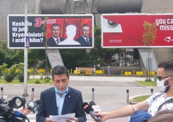 ДУИ во јуриш: Етничкиот македонски монопол врз моќта заврши, време е за примиер Албанец
