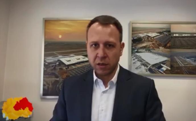 Јанушев: На државата и е потребна индустријализација за да биде во чекор со светот