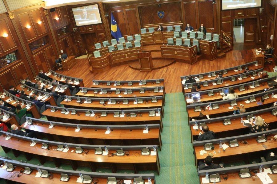 Косовското Собрание денеска ќе гласа за нова Влада