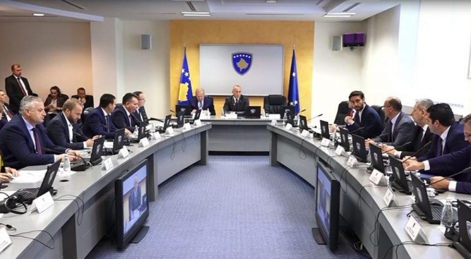 Харадинај очекува косовското Собрание утре да ја изгласа новата влада