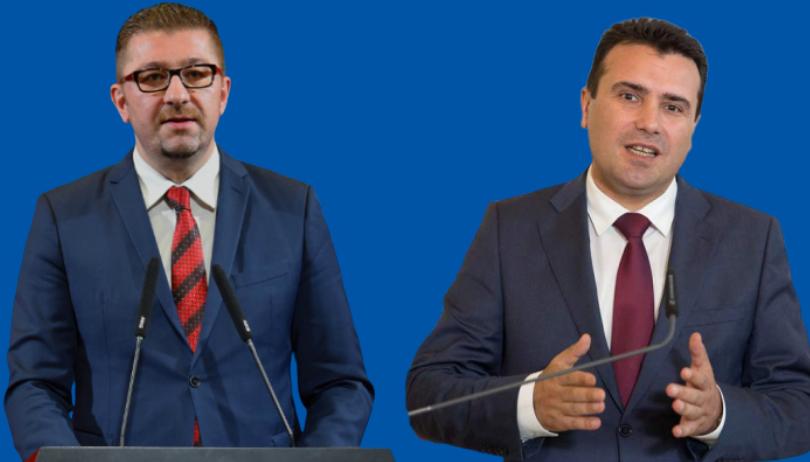 Денеска на ТВ 24 прв изборен дуел Мицкоски – Заев