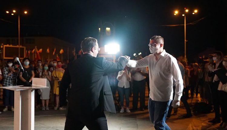 Николоски порача од Струмица: Заев прави анкети и знае дека дебело губи