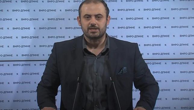 (ВИДЕО) Ѓорѓиевски до СДСМ: Господа ќе одговарате!