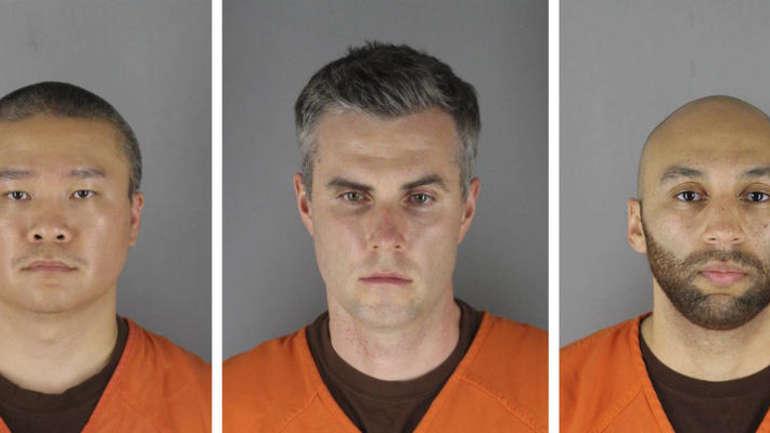 Кауција од милион долари за тројцата полицајци од Минеаполис