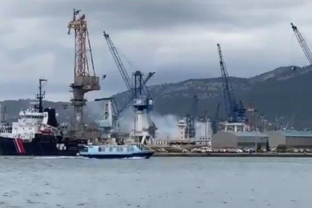 Пожар на француска нуклеарна подморница