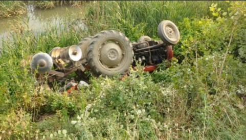 Детали за тракторската несреќа во која загинаа двајца малолетници