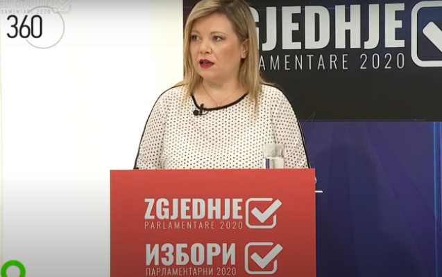 """Николовска: Апсењето само на Јанева и на Јовановски не значи разрешување и завршување на случајот """"Рекет"""""""