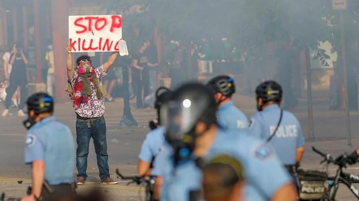 Во САД уапсени околу 5.600 демонстранти за време на протестите