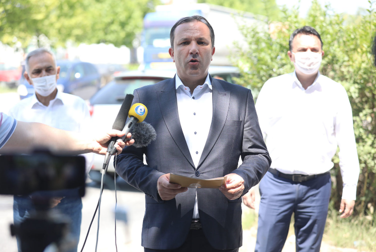 Спасовски – Сугарески: Предвреме ќе се реализираат дел од инфраструктурните проекти во Бутел