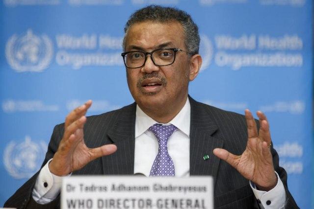 Гебрејесус: Богатите земји да не ја нарушуваат Ковакс програмата