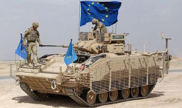 ЕУ ќе одвои 8 милијарди евра за странски воени операции