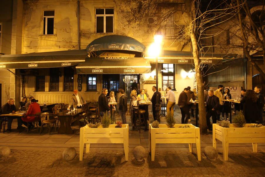 """Признание: Скопска """"Идадија"""" на картата на најстарите активни ресторани во светот"""