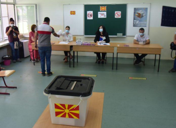 Излезноста до 10 часот на гласачките места во кочанско е околу 5,5 отсто