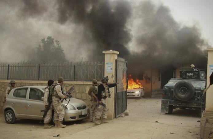 Во самоубиствен бомбашки напад убиени четири лица