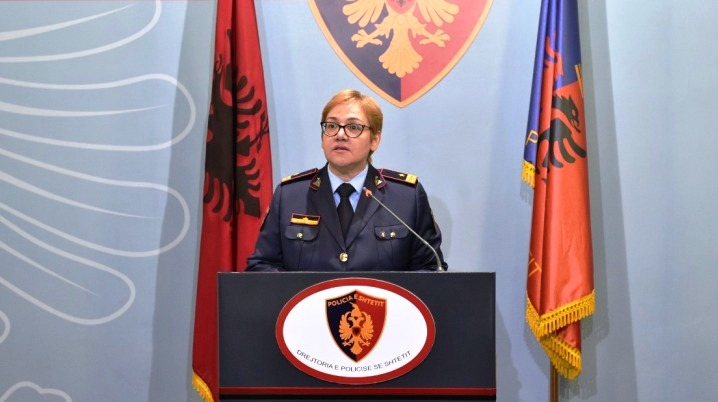 Аида Хајнај нова директорка на албанското ФБИ