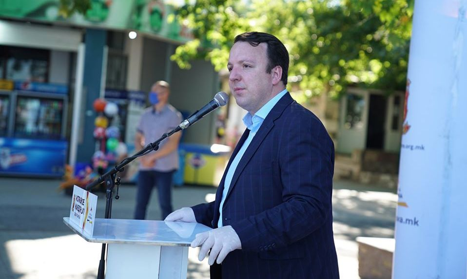 Николоски:Доаѓаатподобри времиња за македонското земјоделство