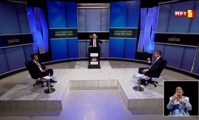 Героски: Втор и последен дуел меѓу Заев и Мицкоски, не можам да поверувам дека телевизиите не сакаат лидерски дуел!
