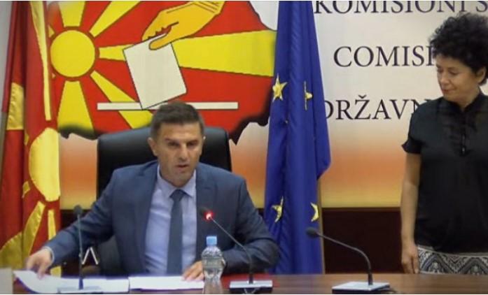 Правото на глас го оствариле 7.861 болни и немоќни, 234 лица во домови за вонсемејна грижа и 1.235 затвореници