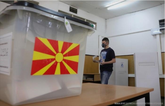 По два часа гласање излезноста во Гевгелија над 10 отсто