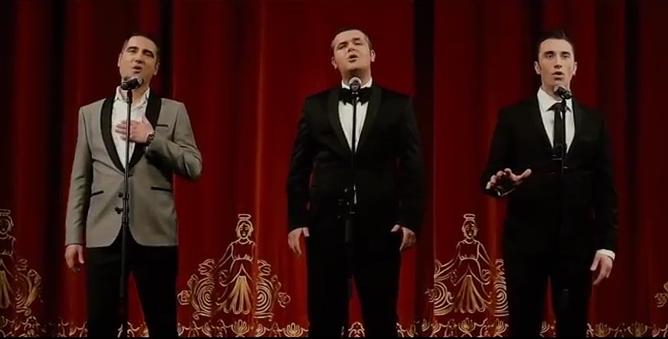 """""""Трио џентлмен"""" вечерва со целовечерен концерт во Кавадарци"""