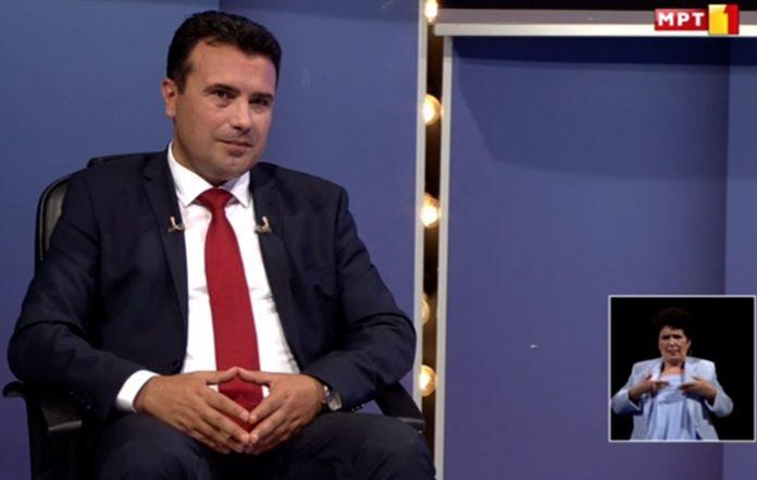 По дебатата на МРТВ, Заев бега од ново соочување