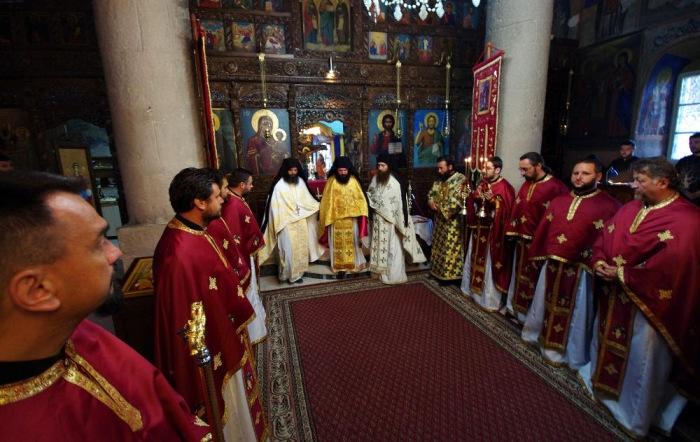 Архимандрит Григориј хиротонисан за епископ сарандопорски