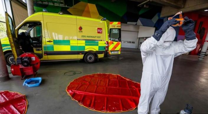 Со над 20.000 жртви, Белгија е втора во светот по број на починати од Ковид-19 по глава на жител