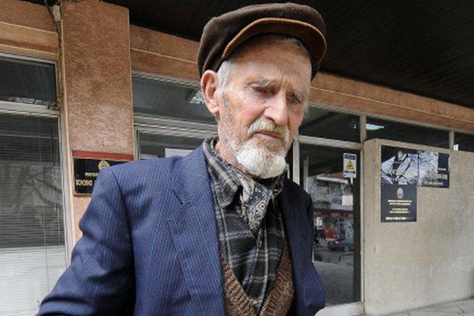 Дедо Љубе денеска бараше правда во Апелациониот суд во Скопје