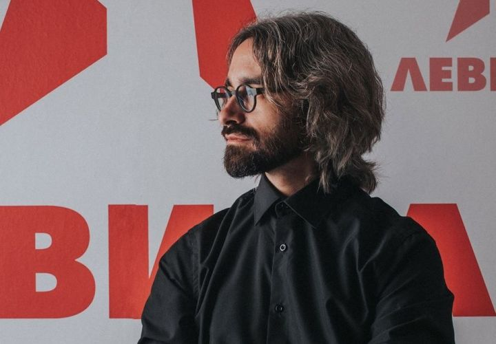 Апасиев: Наредните избори ќе бидат предвремени, Левица ќе има двоцифрен број пратеници