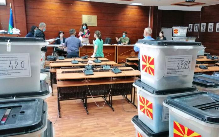 Во Општина Тетово гласале третина од граѓаните
